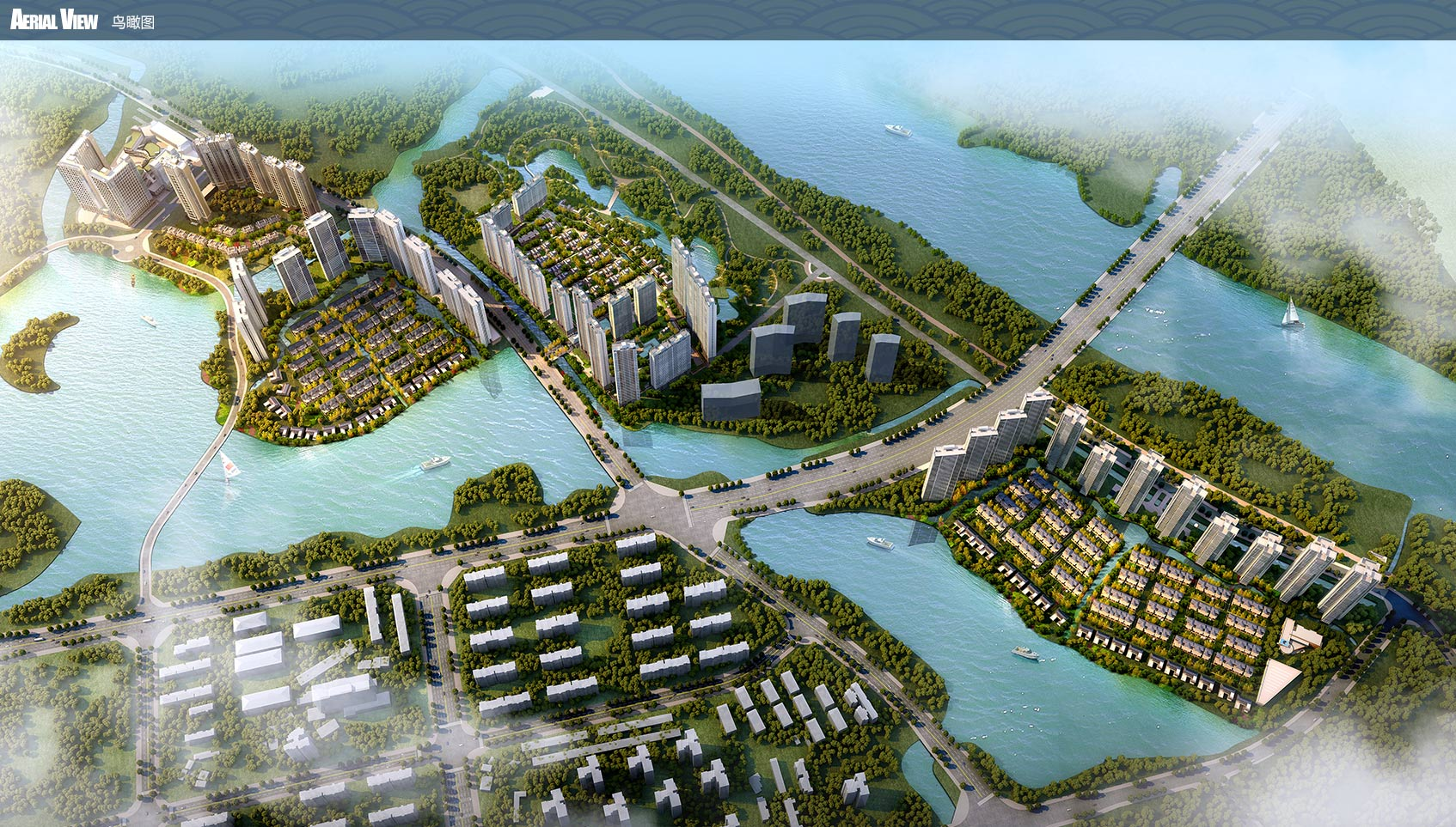 规划公建建筑面积_佛山·信业阳光城·绿岛湖壹号-森拓设计机构